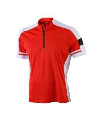 Kolesarska majica JN 452 moška -2453